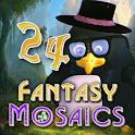 Fantasy Mosaics 24: Deserted Island icon