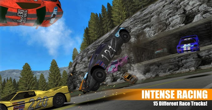 Demolition Derby 2 APK screenshot thumbnail 2