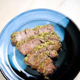 Asian-Inspired Chimichurri Roast.