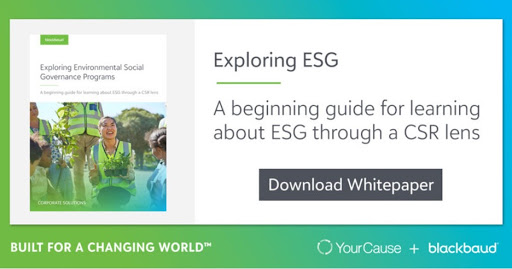Starting your ESG Reporting Journey