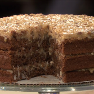 German Chocolate Cake Mix With Pudding Recipes