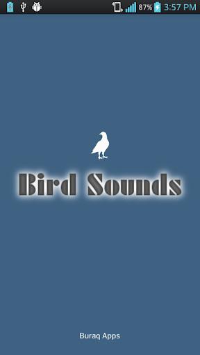Bird Sounds 2015-New