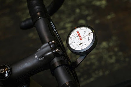 Analoge GPS-snelheidsmeter