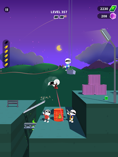 Johnny Trigger - Action Shooting Game apktram screenshots 9