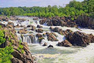 Photo: Another from Great Falls Park in beautiful Virginia. Also, stop over at +Trey Ratcliff's stream at 10pm-- I'll be asking him some photography questions tonight before I have to get back to work!