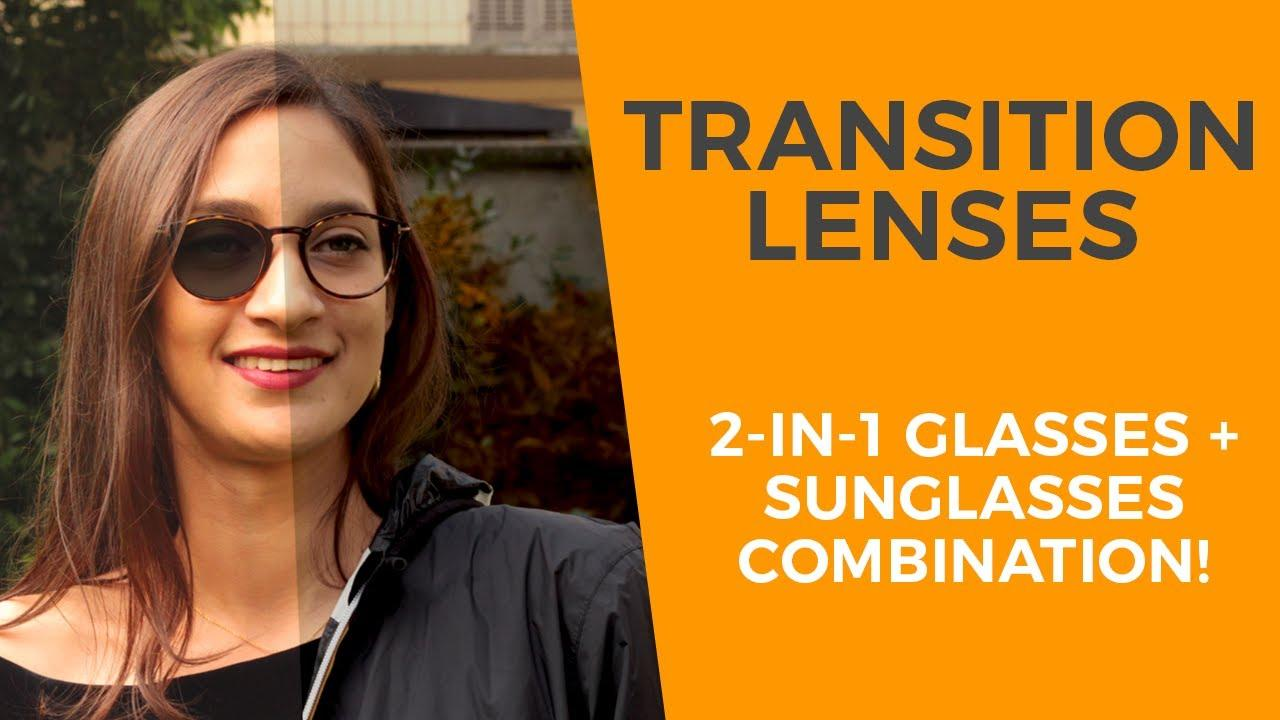 What are Photochromic Lenses? Stay protected everywhere with Transition  Glasses - YouTube
