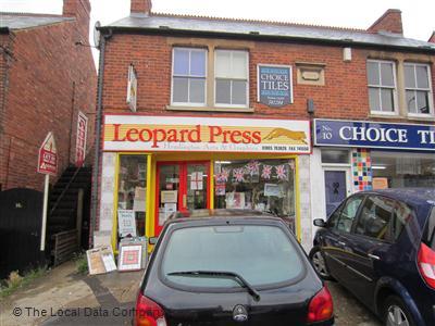 Leopard Press U0026 Office Supplies