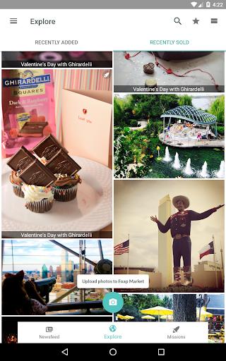 Foap - sell your photos 3.21.0.794 screenshots 13