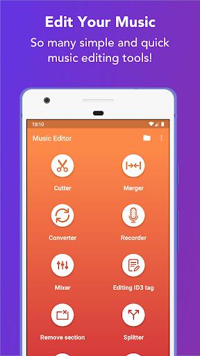 Music Editor - MP3 Cutter and Ringtone Maker 5.3.1 1