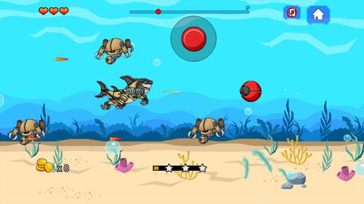 Robot Shark Attack screenshots 2