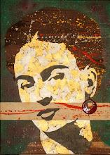 """Foto: Frida """"Pollock""""  NON DISPONIBILE"""