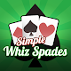 Simple Whiz Spades - Classic Card Game (game)