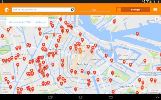 Thuisbezorgd.nl - Order food screenshot 05