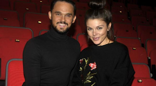 Faye Brookes and Gareth Gates split
