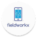 FieldWorkX the mobile CRM icon