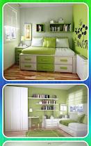 Teenage Bedroom Design Ideas - screenshot thumbnail 02