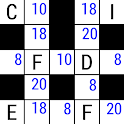 Crossword Fill-Ins & Decode icon