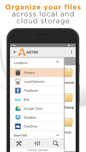 ASTRO File Manager with Cloud v4.8.5 build 2017030120 [Pro]