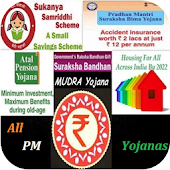 All Pradhan Mantri Yojana