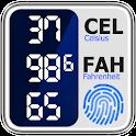 Body Temperature Analyzation icon