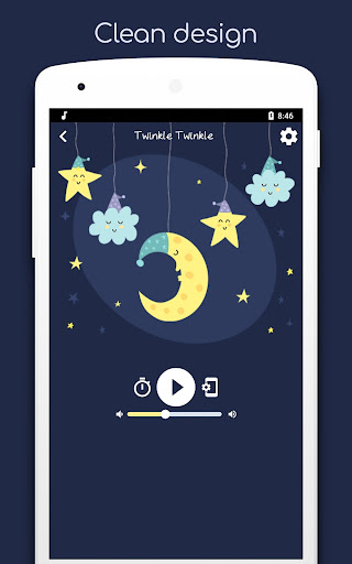 Lullaby Songs for Babies screenshots 2