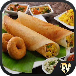 All South Indian Food Cooking Recipes Cuisine 1.1.4 (Premium) by Edutainment Ventures Making Games People Play logo