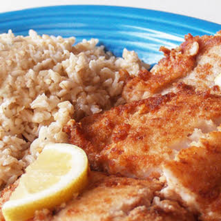 Coconut Flour Fried Fish Recipes.