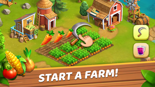Funky Bay - Farm & Adventure game screenshot 14