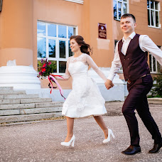 Wedding photographer Darya Bastanskaya (DariyaBastanskay). Photo of 26.09.2017