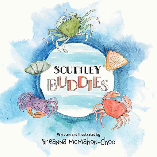Scuttley Buddies cover