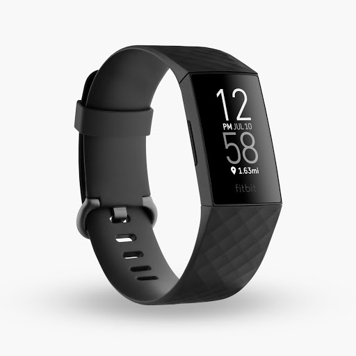 Fitbit Charge 4 in Black