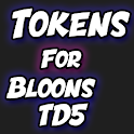 Tokens For Bloons TD5 icon