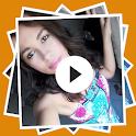 Editor de Vídeo Foto Slide Com Música Faça Slides icon