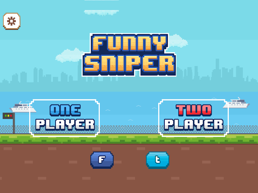 Funny Snipers - 2 Player Games  Wallpaper 9