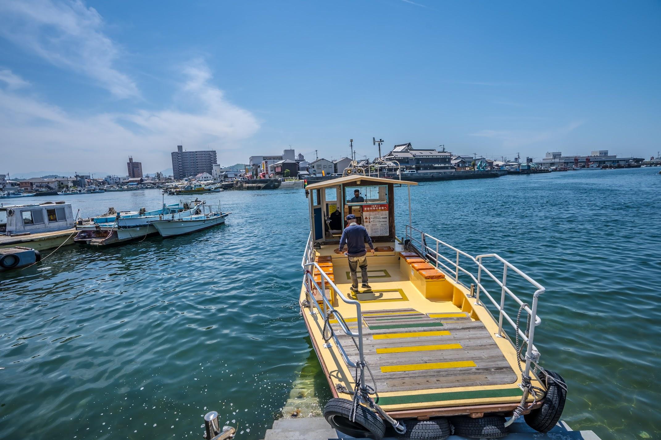 Mitsu ferry4