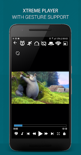 XPlayer HD Media Player  screenshots 4