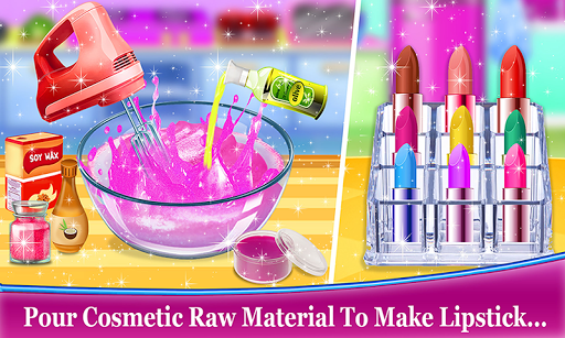 Makeup kit - Homemade makeup games for girls 2020 screenshots 3