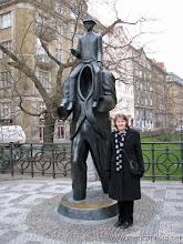 Photo: Kafka ja Pirkko