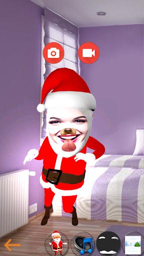 Talking Santa Claus 1.3 screenshots 7