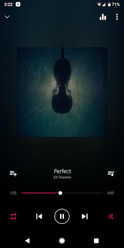 Music Player Programos (APK) nemokamai atsisiųsti Android/PC/Windows screenshot