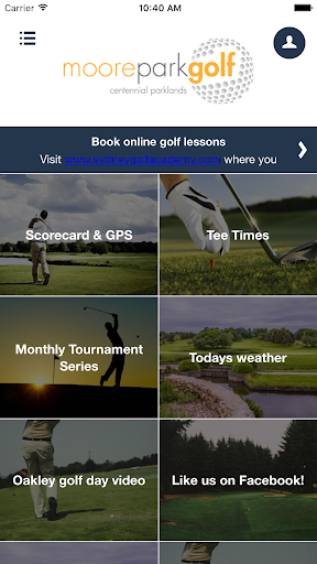 Moore Park Golf screenshots 2