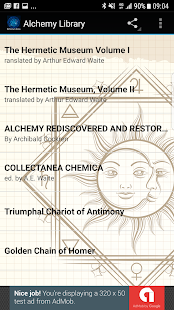 Alchemy Library- screenshot thumbnail