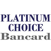 Platinum Choice Bankcard Gift and Loyalty Terminal