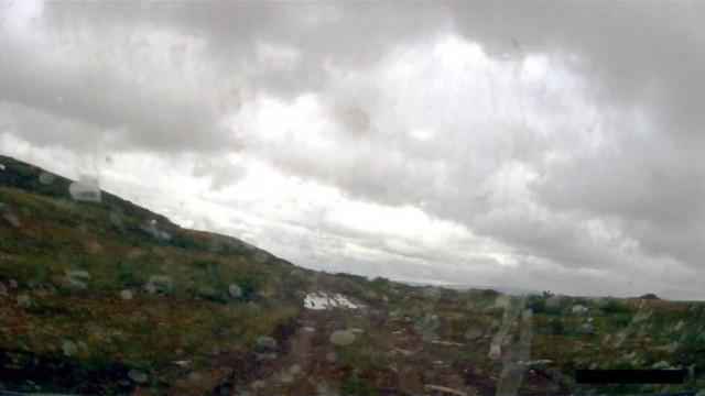 Отчет об автомобильном путешествии по п-овам Рыбачий, Средний