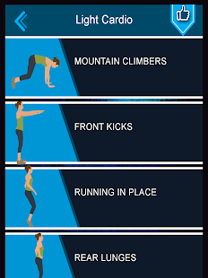 Daily Cardio Exercises – Cardio Fitness Workouts 14