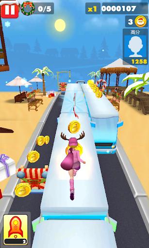 Santa Run apkmr screenshots 5