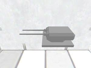 Battleship gun #1