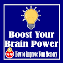 Boost Your Brain Power & Improve Your Memory icon