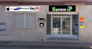 System Ap se encuentra en la calle Mayor, 25, de Palomares.