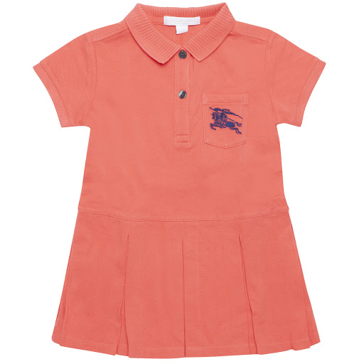 Primary image of Burberry Pink Polo Dress